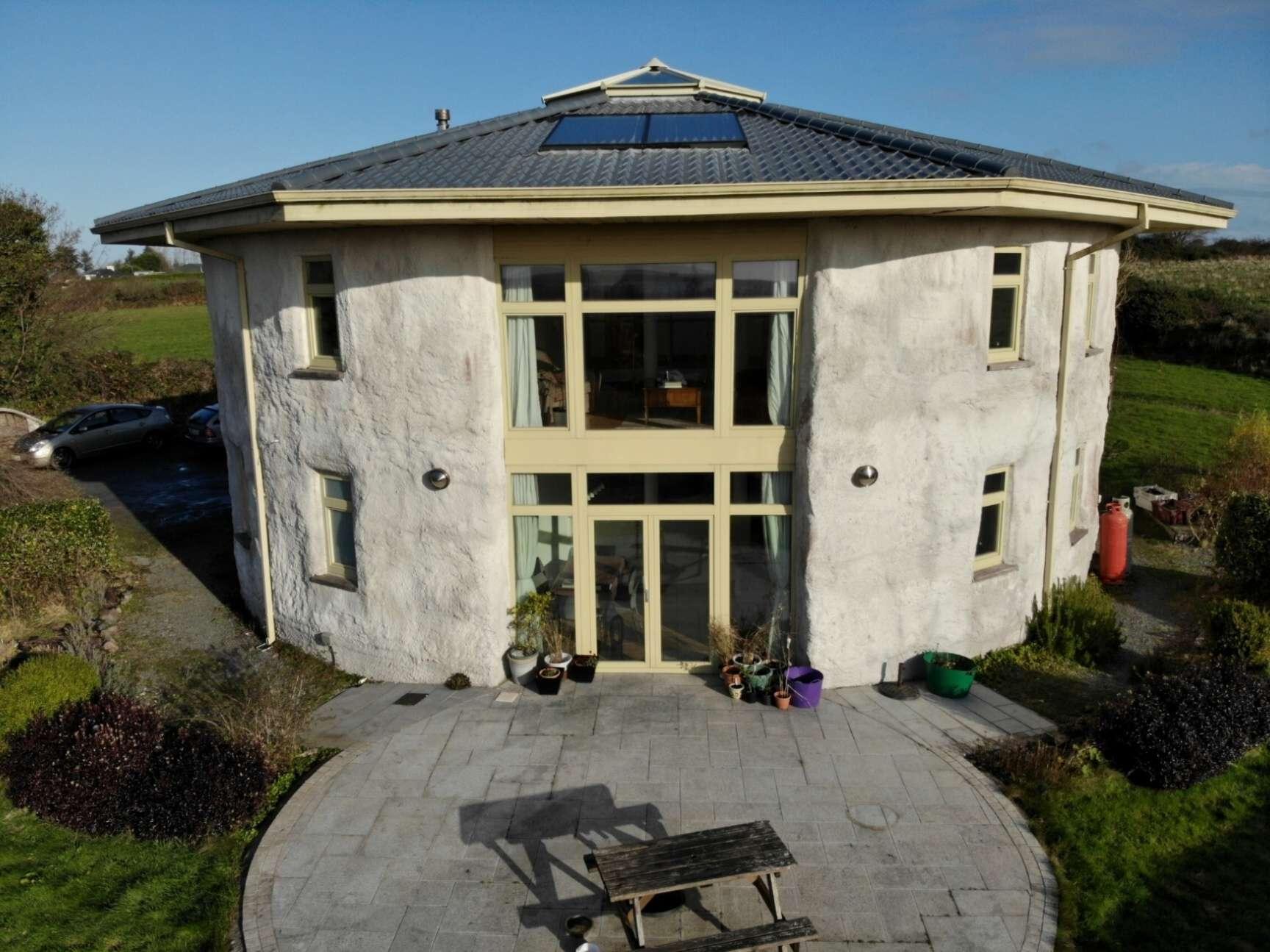 Strawbale House Wexford