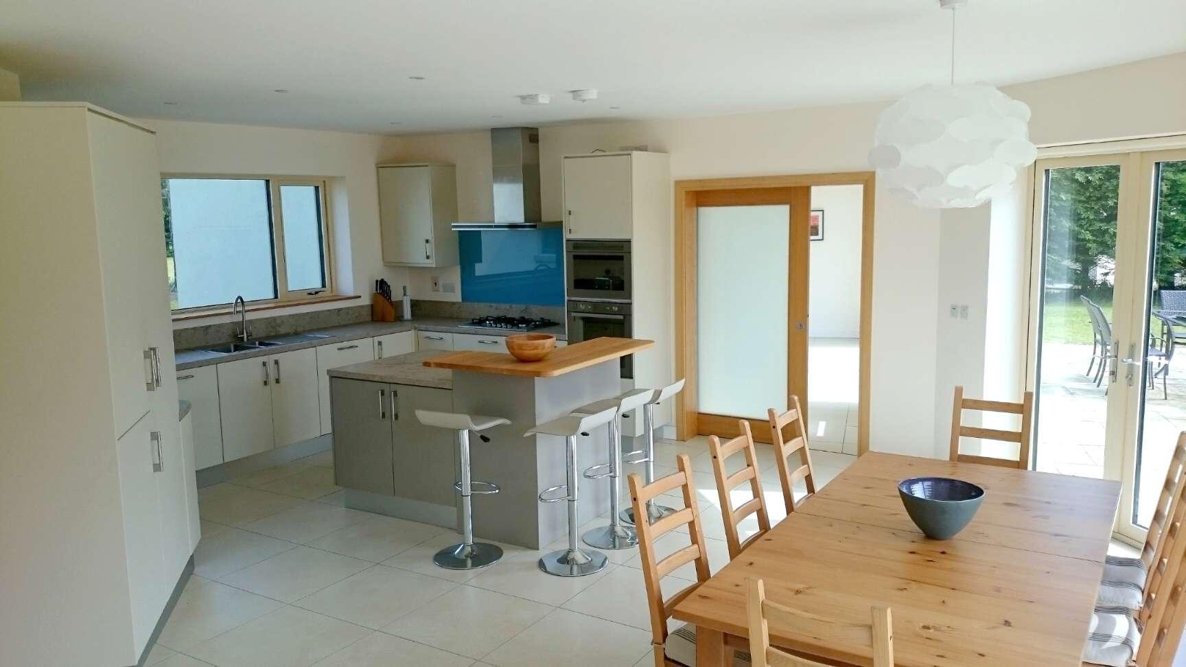 2 Storey flat roofed dwelling Wexford