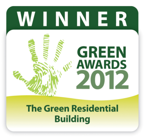 2012 Green Award Winner Hemp House